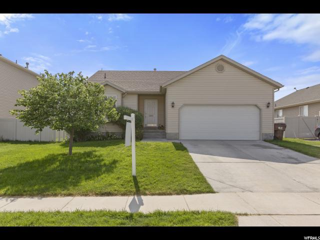 4357 N Saddle Horn Dr, Eagle Mountain, UT 84005 (#1539793) :: goBE Realty