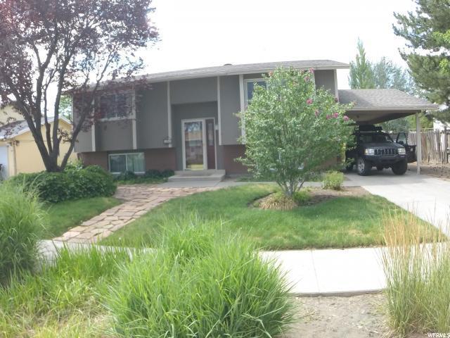 5263 W Dewflower Cir S, Kearns, UT 84118 (#1539827) :: Bustos Real Estate | Keller Williams Utah Realtors