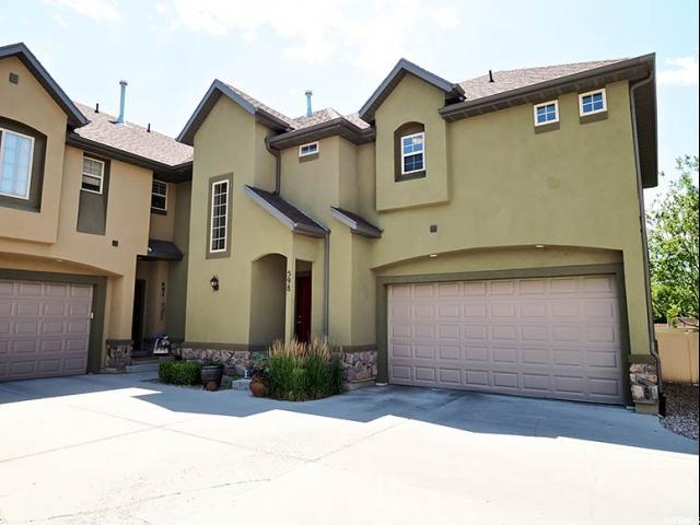 598 E Wyngate Pointe Ln S, Draper, UT 84020 (#1539860) :: Bustos Real Estate | Keller Williams Utah Realtors