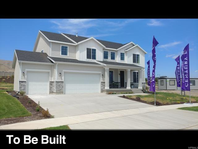 2962 S Yellow Bill Dr #222, Saratoga Springs, UT 84045 (#1539868) :: Colemere Realty Associates