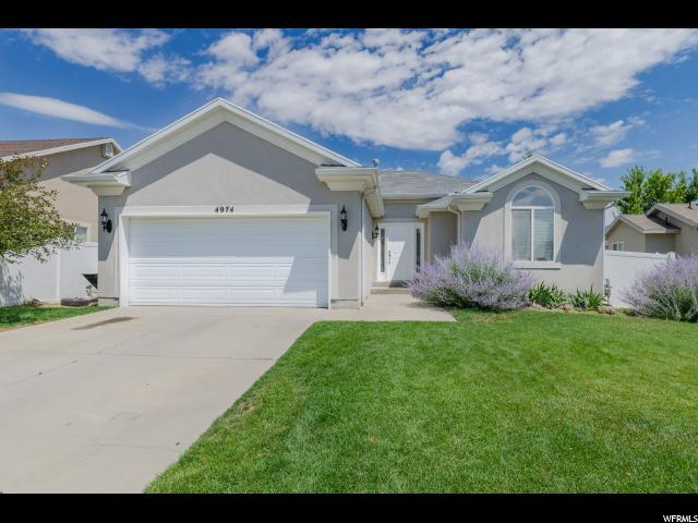 4974 W Diamondback Dr, Riverton, UT 84096 (#1539872) :: KW Utah Realtors Keller Williams