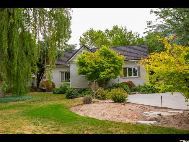 4985 S Holladay Blvd, Holladay, UT 84117 (#1539890) :: Exit Realty Success