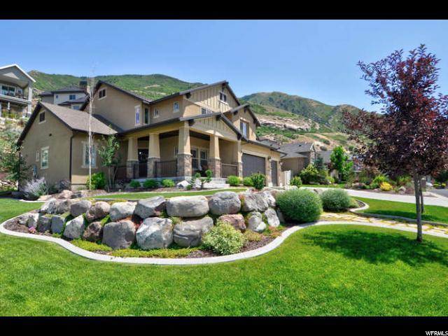 12051 S Tuscany Creek Way E, Draper, UT 84020 (#1539920) :: Bustos Real Estate | Keller Williams Utah Realtors