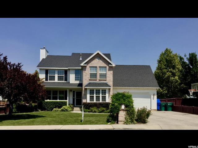 834 W 260 S, Orem, UT 84058 (#1539937) :: The Fields Team