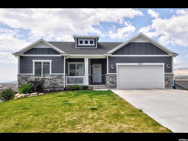 6533 W Thistle Ridge Cv S, West Jordan, UT 84081 (#1539948) :: Bustos Real Estate | Keller Williams Utah Realtors