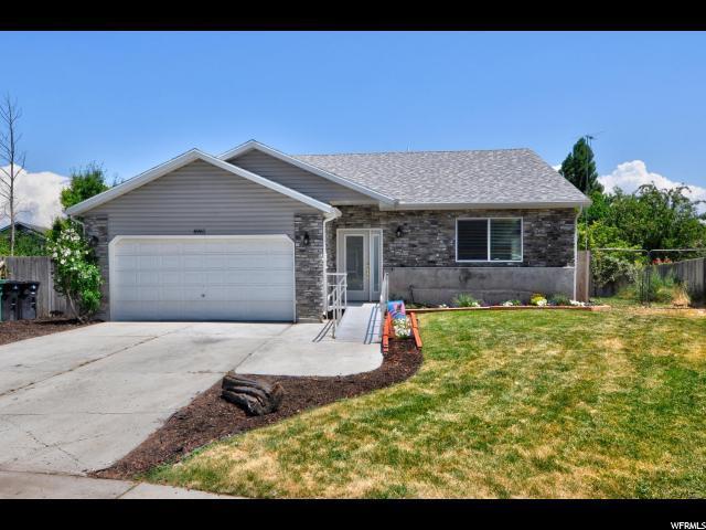 6961 Foxflower Ct, West Jordan, UT 84081 (#1539953) :: Bustos Real Estate | Keller Williams Utah Realtors