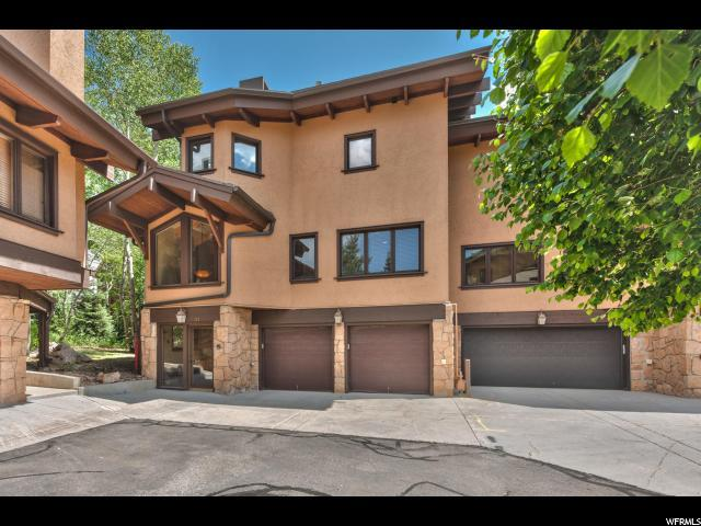 7364 Silver Bird Dr #27, Park City, UT 84060 (#1539957) :: Colemere Realty Associates