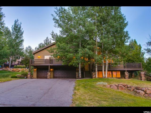 9049 Cheyenne Way, Park City, UT 84098 (#1539982) :: Exit Realty Success