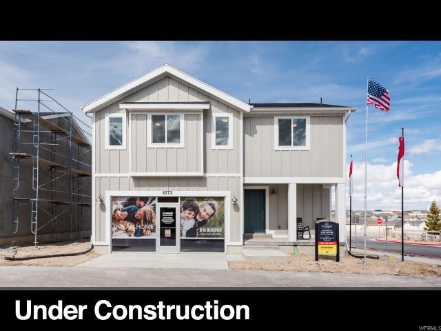 6783 W Ulysses Pl S #18, West Jordan, UT 84081 (#1539984) :: Bustos Real Estate | Keller Williams Utah Realtors