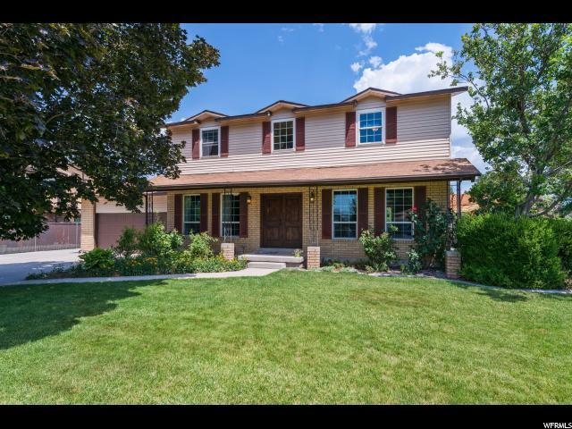 801 Silver Sage Dr, Sandy, UT 84094 (#1539987) :: Bustos Real Estate | Keller Williams Utah Realtors
