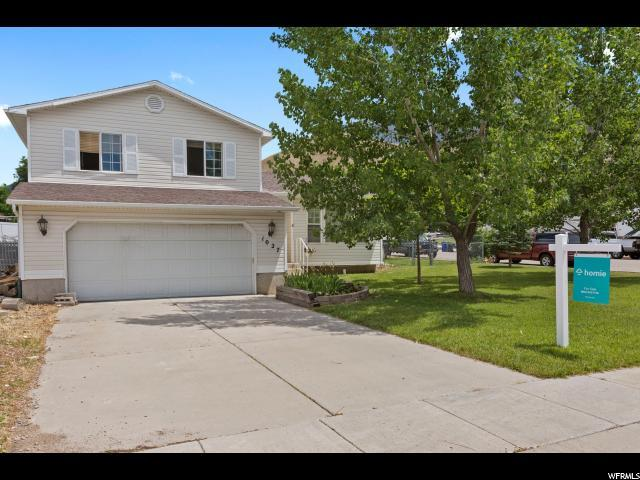 1027 S 810 W, Tooele, UT 84074 (#1539992) :: Eccles Group