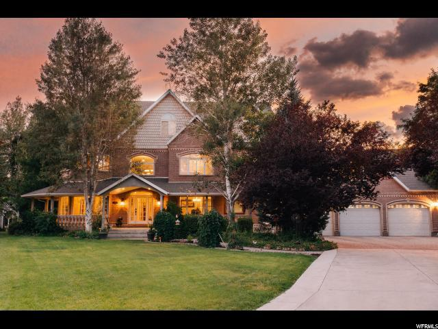 10411 N Oak Cir, Highland, UT 84003 (#1540005) :: The Utah Homes Team with iPro Realty Network