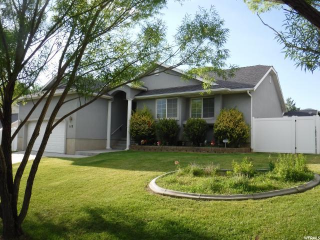 512 W 2375 N, Lehi, UT 84043 (#1540022) :: Bustos Real Estate | Keller Williams Utah Realtors