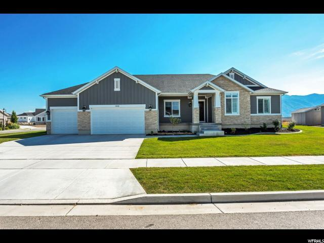 322 N Blue Spruce Dr, Layton, UT 84041 (#1540078) :: Action Team Realty
