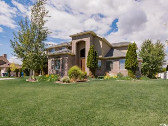 13972 S 4000 W, Bluffdale, UT 84065 (#1540084) :: Colemere Realty Associates