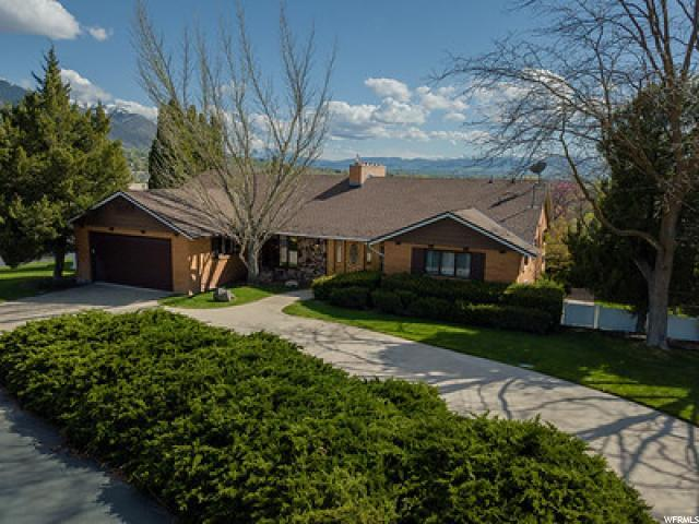 295 Temple View Dr, River Heights, UT 84321 (#1540088) :: Action Team Realty
