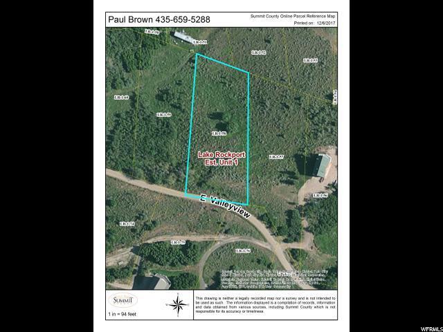 281 E Valleyview, Coalville, UT 84017 (MLS #1540091) :: High Country Properties