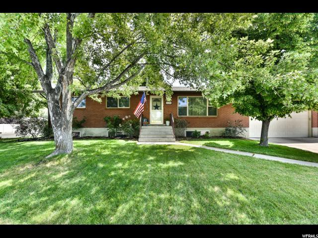 1686 N 680 W, Orem, UT 84057 (#1540101) :: Bustos Real Estate | Keller Williams Utah Realtors