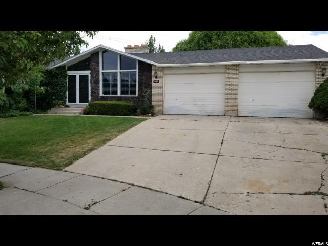 3123 W Hayden Way S, Taylorsville, UT 84129 (#1540130) :: Exit Realty Success