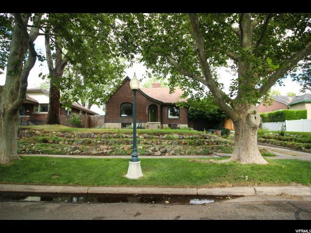 2469 S Alden St, Salt Lake City, UT 84106 (#1540140) :: Bustos Real Estate | Keller Williams Utah Realtors