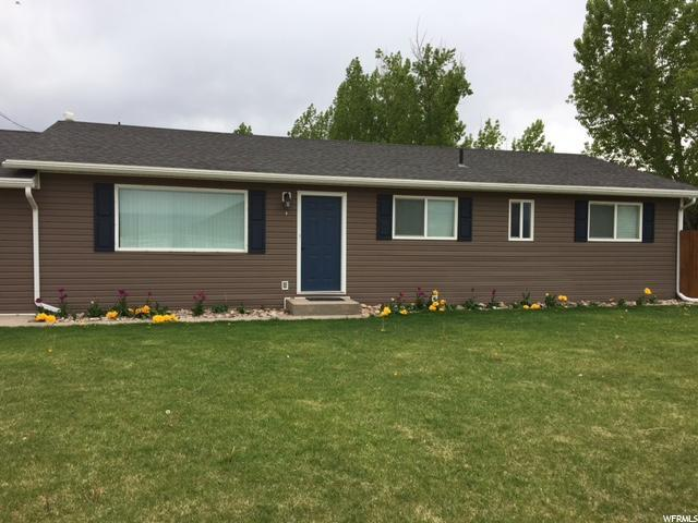 974 E 500 N, Vernal, UT 84078 (#1540141) :: Action Team Realty