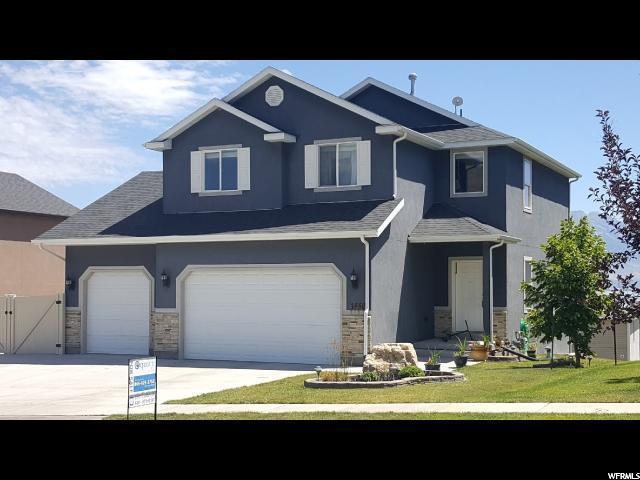 3550 S Osprey Trl W, Saratoga Springs, UT 84045 (#1540153) :: Exit Realty Success