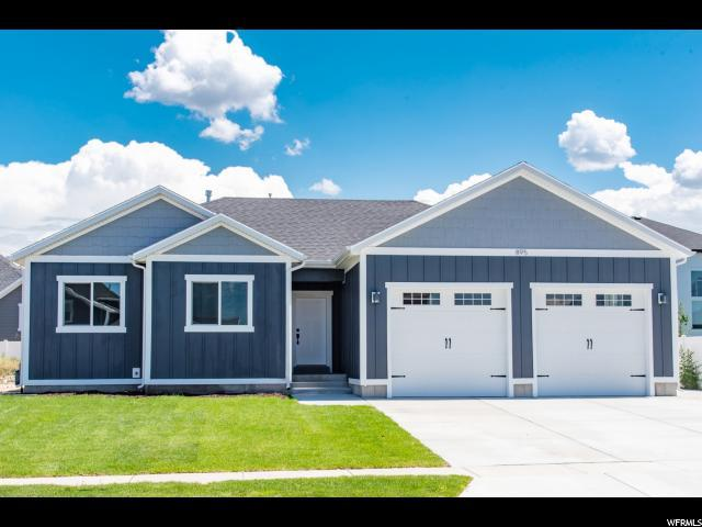 895 S 550 E, Heber City, UT 84032 (#1540165) :: Keller Williams Legacy
