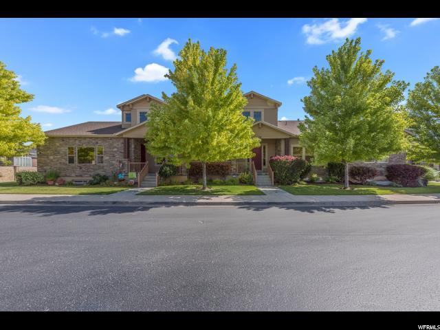 736 W Mystic Creek Way, South Jordan, UT 84095 (#1540169) :: KW Utah Realtors Keller Williams