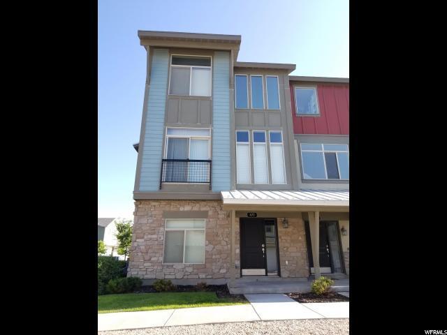 877 W Soville Ct, Midvale, UT 84047 (#1540178) :: Bustos Real Estate | Keller Williams Utah Realtors