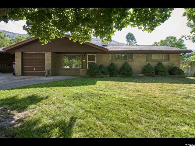 415 S 1250 E, Pleasant Grove, UT 84062 (#1540181) :: Bustos Real Estate | Keller Williams Utah Realtors