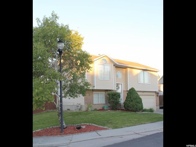8317 S Argenta Dr, West Jordan, UT 84088 (#1540191) :: Bustos Real Estate | Keller Williams Utah Realtors