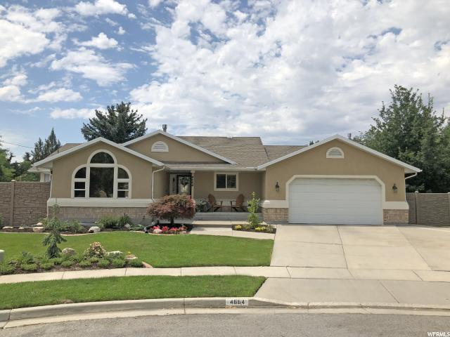 4664 S Stillwood Cir., Millcreek, UT 84117 (#1540196) :: Colemere Realty Associates