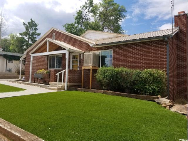 148 W 100 S, Monticello, UT 84535 (#1540248) :: Bustos Real Estate   Keller Williams Utah Realtors