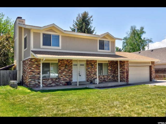 2180 Falcon Way, Sandy, UT 84093 (#1540257) :: Bustos Real Estate | Keller Williams Utah Realtors