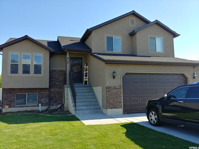 915 W Willowbrook Ln, Pleasant View, UT 84404 (#1540303) :: Keller Williams Legacy