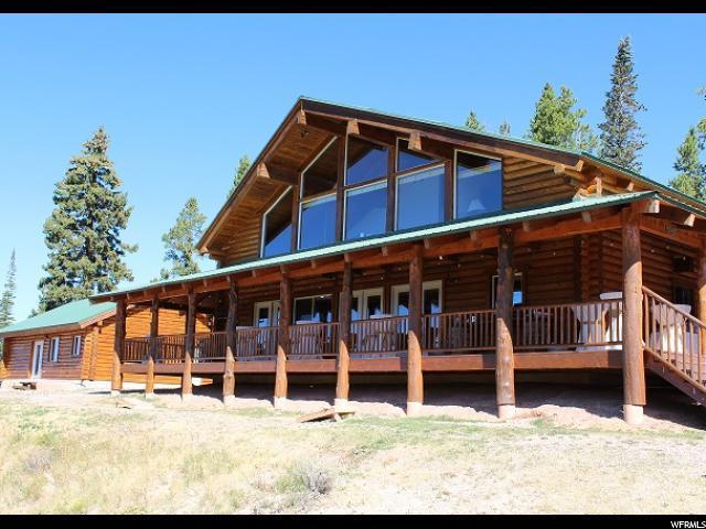 7 Uintah Pines Dr, Coalville, UT 84017 (MLS #1540304) :: High Country Properties