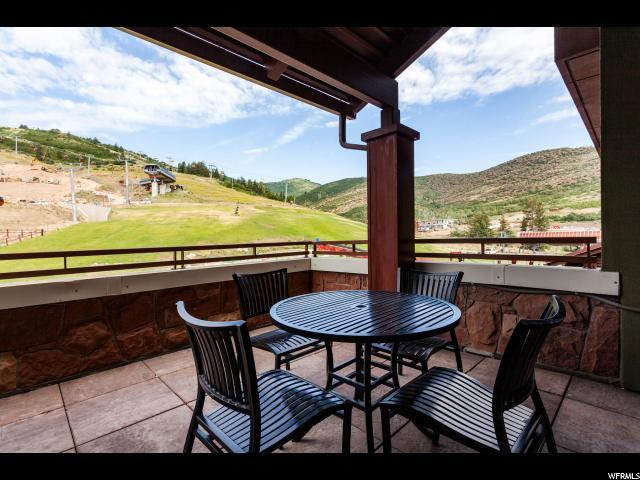 3855 N Grand Summit Dr 368-Q1, Park City, UT 84098 (#1540317) :: Red Sign Team