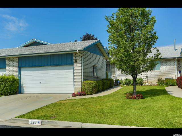 225 N 320 W, Orem, UT 84057 (#1540323) :: Bustos Real Estate | Keller Williams Utah Realtors