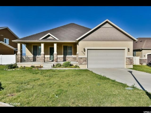 6533 S Dusky Dr, West Valley City, UT 84081 (#1540331) :: goBE Realty