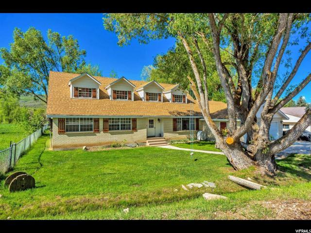 3340 E State Rd 35 Rd S, Woodland, UT 84036 (MLS #1540343) :: High Country Properties