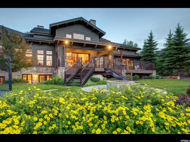 8030 Glenwild Dr, Park City, UT 84098 (MLS #1540348) :: High Country Properties