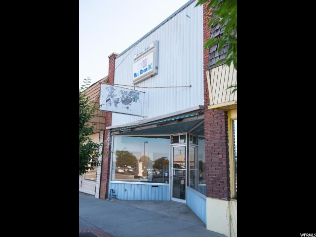 127 S Main St, Brigham City, UT 84302 (#1540372) :: Action Team Realty