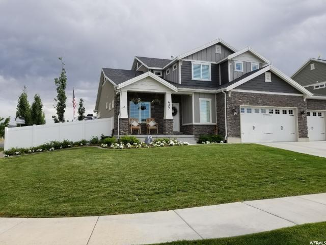 6261 W Swan Ridge Way W, West Jordan, UT 84081 (#1540379) :: Exit Realty Success
