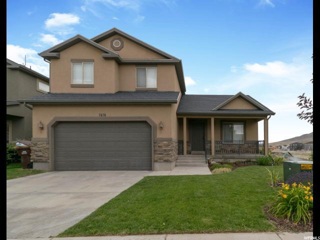 7476 N Addison Ave, Eagle Mountain, UT 84005 (#1540401) :: Red Sign Team