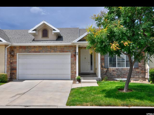 12422 S Tithing Point Dr W, Riverton, UT 84065 (#1540413) :: Red Sign Team