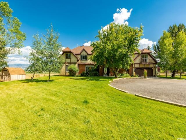 650 River Rd, Midway, UT 84049 (MLS #1540418) :: High Country Properties