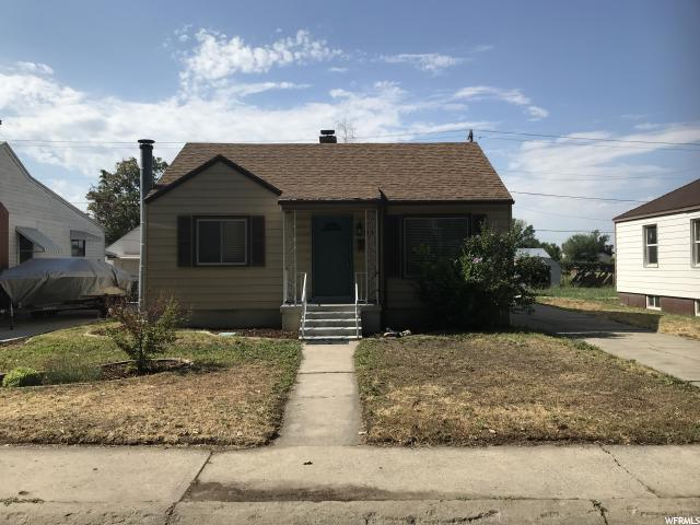 119 W Ray St., Ogden, UT 84404 (#1540422) :: Action Team Realty