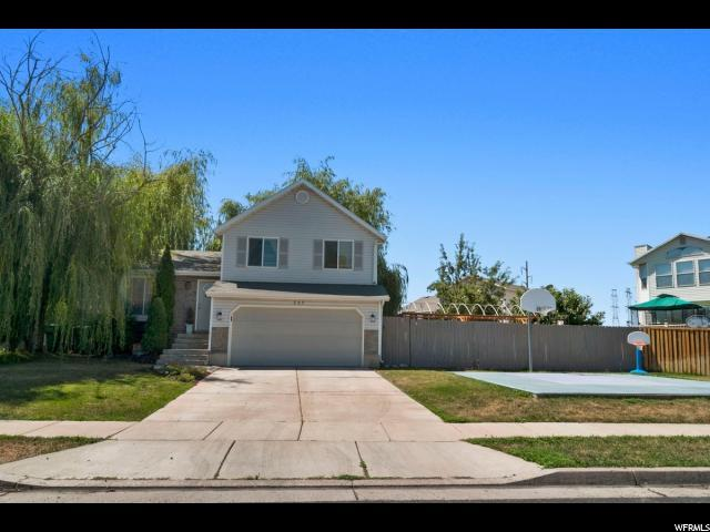 249 W 2000 S, Clearfield, UT 84015 (#1540425) :: Bustos Real Estate   Keller Williams Utah Realtors