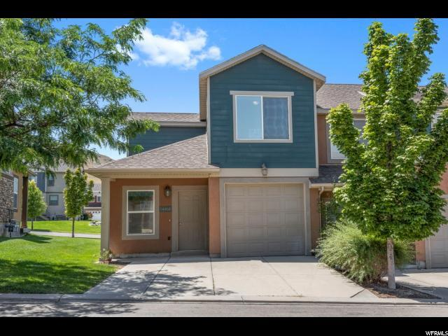 14468 S Stone Stream St W, Herriman, UT 84096 (#1540426) :: Bustos Real Estate | Keller Williams Utah Realtors