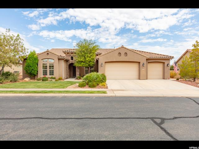 2152 River Of Fortune Dr, St. George, UT 84790 (#1540472) :: The Fields Team